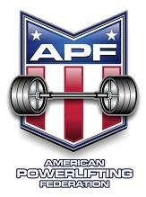 American Powerlifting Federation Apf Powerlifting Watch